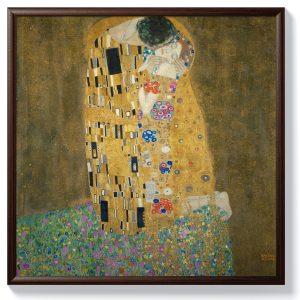 Gustav Klimt – The Kiss