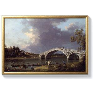Каналето – Старият мост Уолтън
