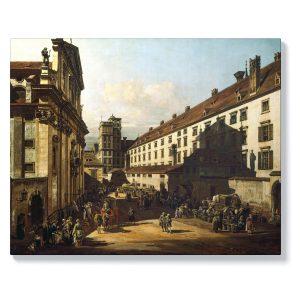Каналето – Виенска църква