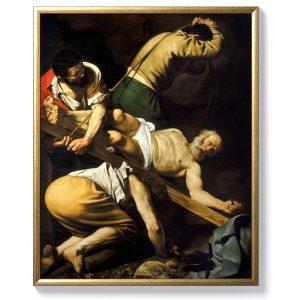 Караваджо – Разпятието на Св. Петър