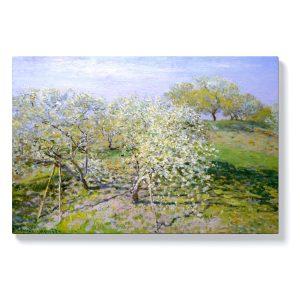 Клод Моне – Разцъфнали ябълкови дървета