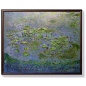 Клод Моне – Водни лилии