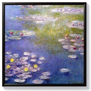 Клод Моне – Водни лилии в Живерни