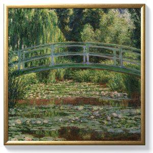 Клод Моне – Японски мост