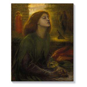 Данте Росети – Беата Беатрикс