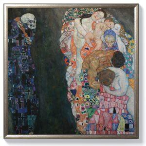 Густав Климт – Животът и смъртта