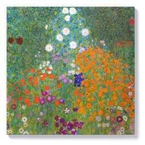 Густав Климт – Градина с цветя