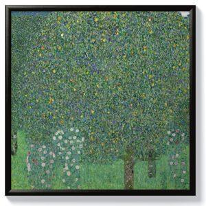 Густав Климт – Розови храсти