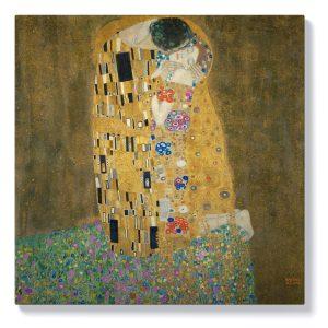 Густав Климт – Целувката