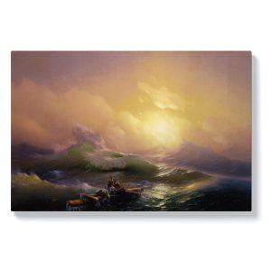 Иван Айвазовски – Деветата вълна