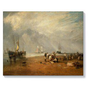 Търнър – Рибен пазар