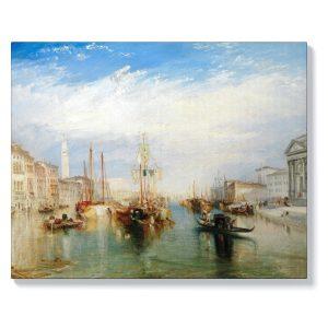 Търнър – Венеция от верандата