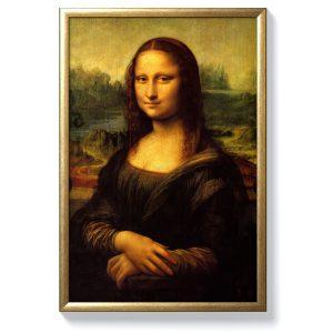 Леонардо да Винчи – Мона Лиза