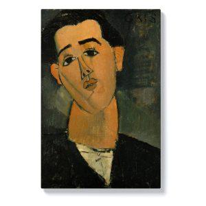 Модиляни – Портрет на Хуан Грис