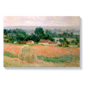 Клод Моне – Купи сено в Живерни