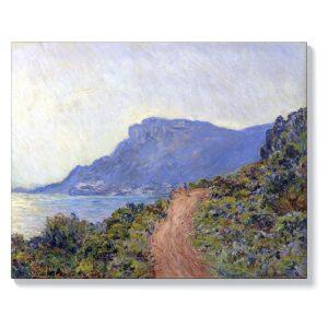 Клод Моне – Бряг край Монако