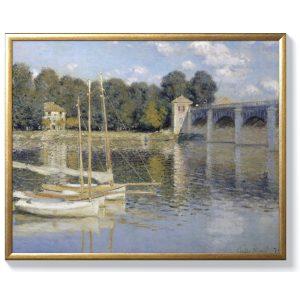 Клод Моне – Моста в Аржантьой