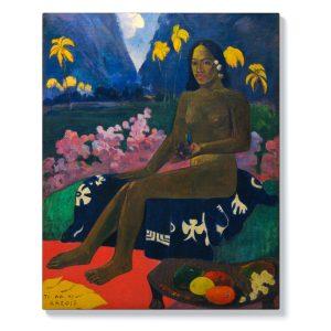 Пол Гоген – Семето на Ареоите