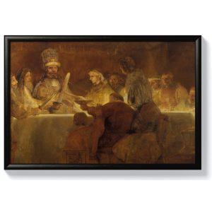 Рембранд – Заговорът на Клавдий Цивилис