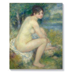 Пиер-Огюст Реноар – Гола жена