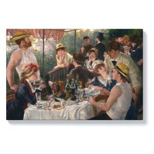 Реноар – Обядът на гребците