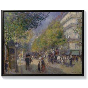 Реноар – Големият булевард