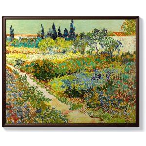 Винсент Ван Гог – Градина в Арл