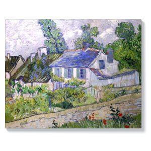 Винсент Ван Гог – Къщи в Овер