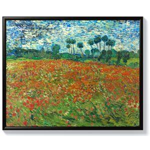 Винсент ван Гог – Маково поле