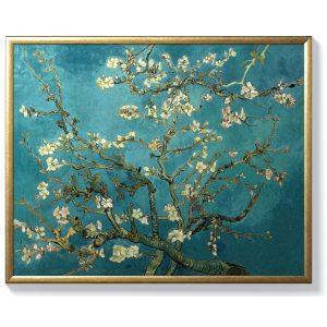 Van Gogh – Blossoming almond tree