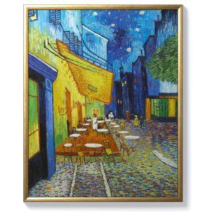 Винсент ван Гог – Kафе-тераса