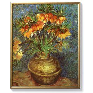 Винсент ван Гог – Фритиларии в медна ваза