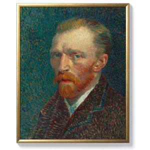 Винсент ван Гог – Автопортрет