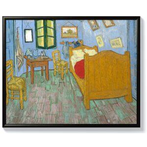 Винсент ван Гог – Спалнята