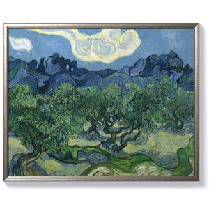 Винсент ван Гог – Маслинови дървета