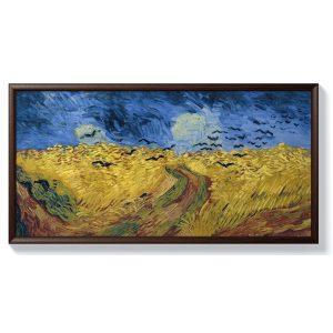 Винсент ван Гог – Житни полета с гарвани