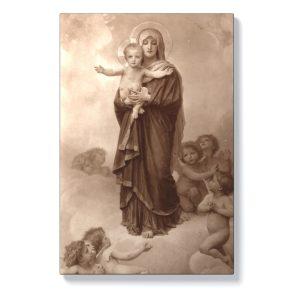 Бугеро – Дева Мария на Ангелите