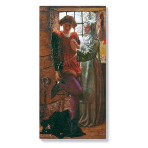 Уилям Хънт – Клаудио и Изабела