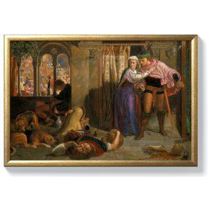 Уилям Хънт – В навечерието на Свети Агнес