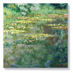 Клод Моне – Езерото с нимфите