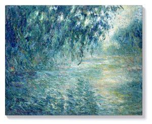 Клод Моне – Утро на Сена