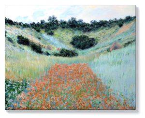 Клод Моне – Маково поле край Живерни