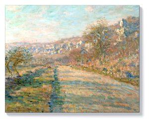 Клод Моне – Скалата на Гейонския път