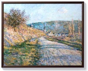 Клод Моне – Пътят към Ветхьол