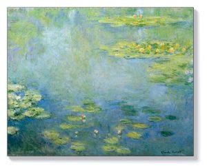 Клод Моне – Водни лилии 3