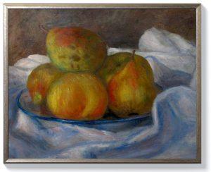 Реноар – Ябълки и круши