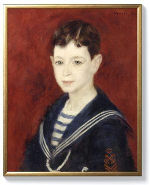 Реноар – Фернад Халфен като момче