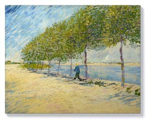 Винсент ван Гог – Около Сена