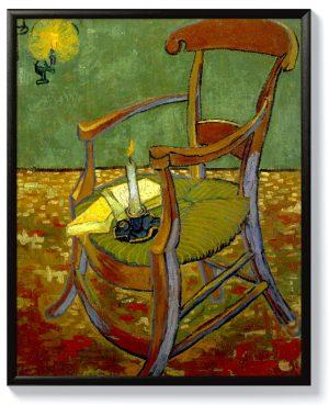 Ван Гог – Столът на Гоген