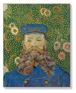 Ван Гог – Портрет на Джоузеф Рулин